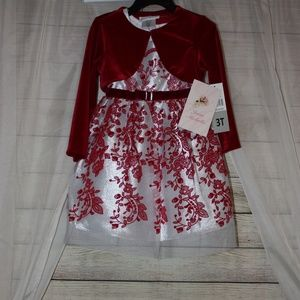 {Jona Michelle} Girl's 3T Dress